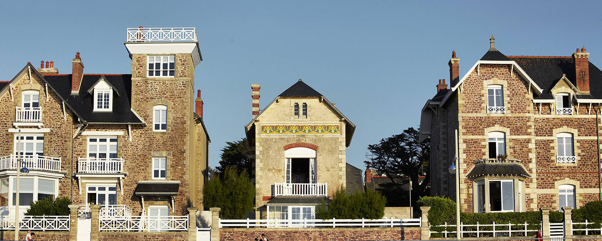 Villas du Val André