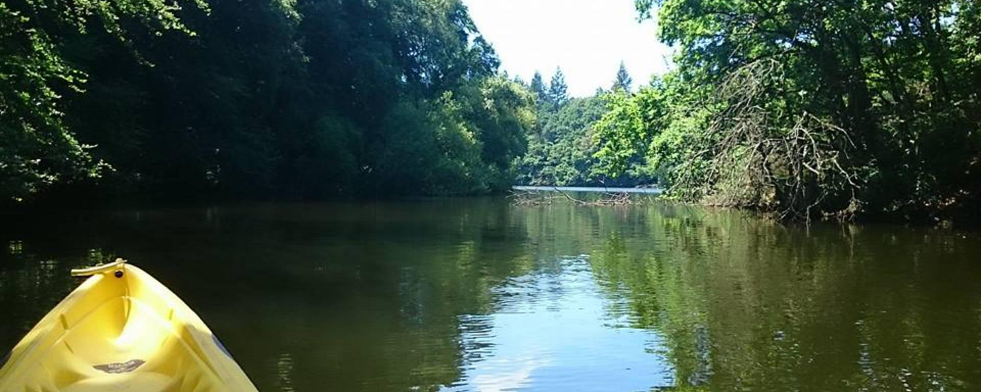Randonnée sur l'eau - Station Sports Nature