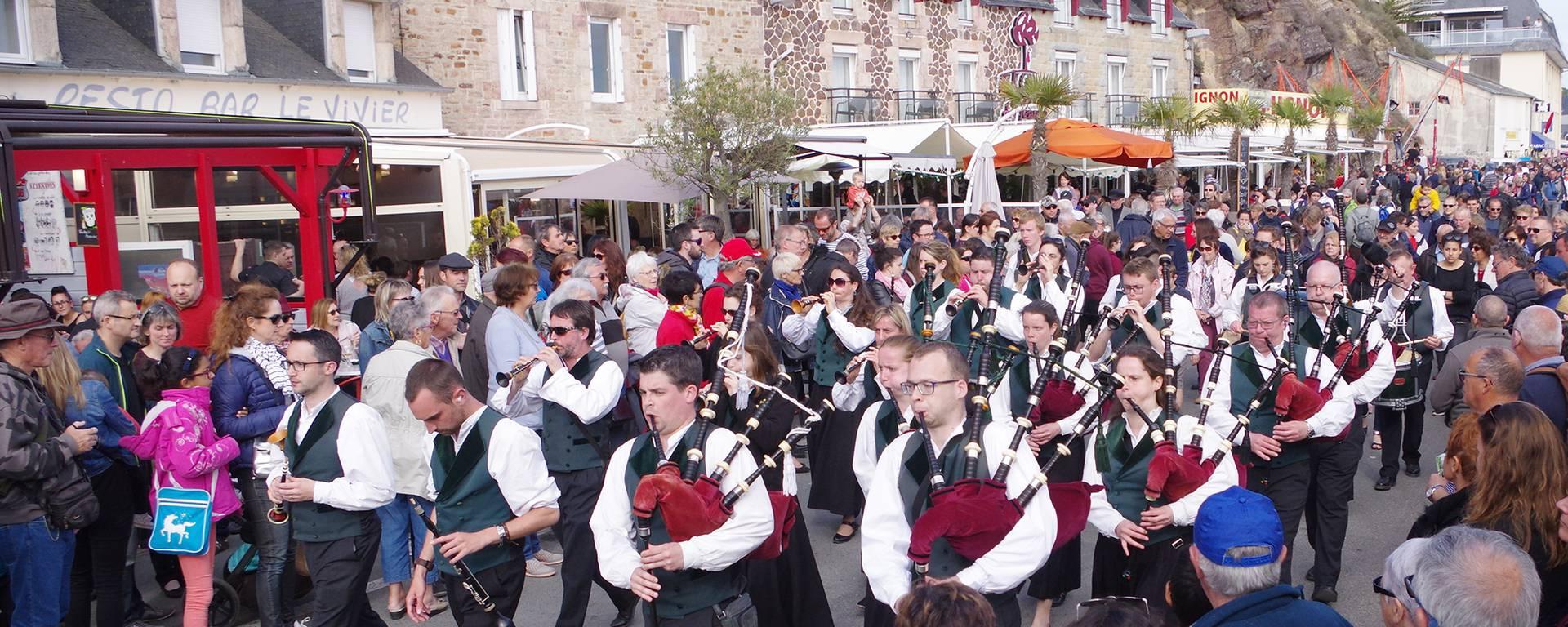 Fête de la Coquille Saint Jacques - Erquy