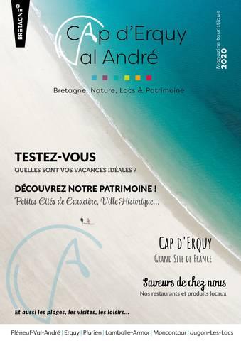 Magazine touristique 2020