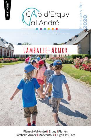 Couverture Plan Lamballe-Armor