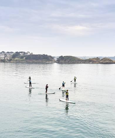 Paddle à Erquy