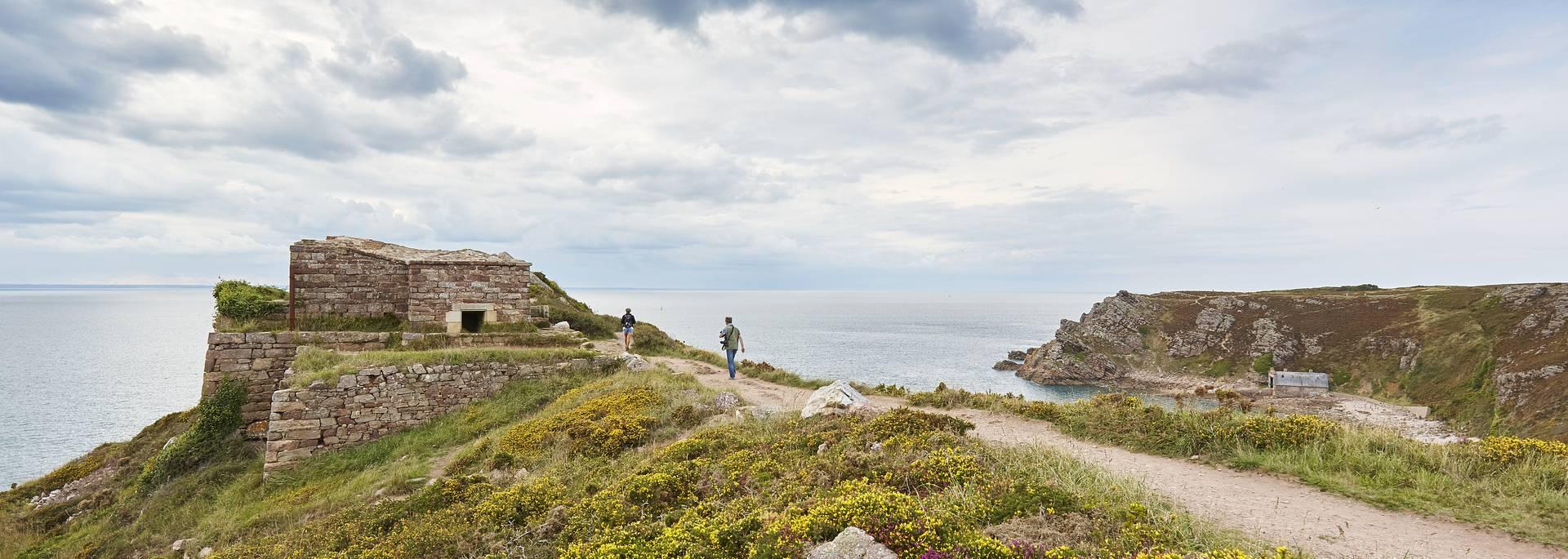 Four à boulet sur le Cap d'Erquy