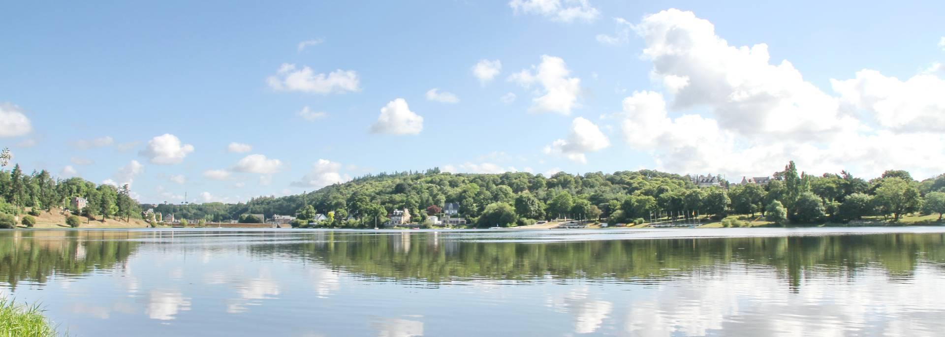 Lac de Jugon-les-Lacs