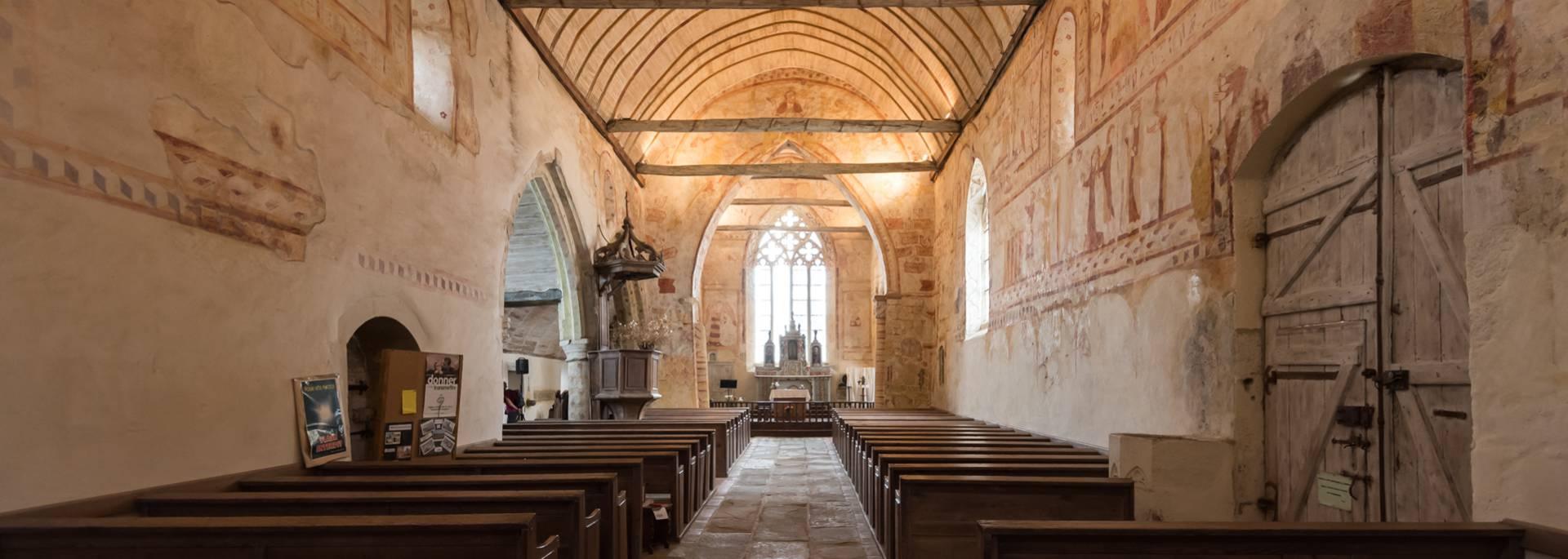 Eglise de Saint Gobrien - Lamballe