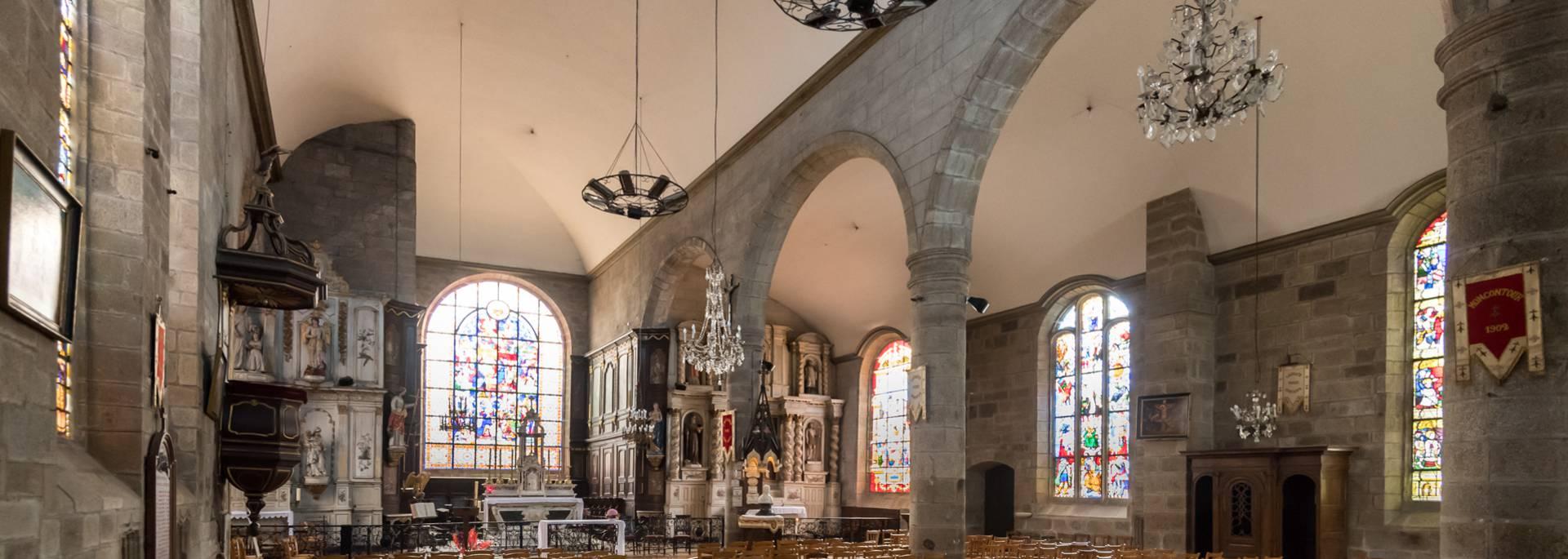 Eglise Moncontour