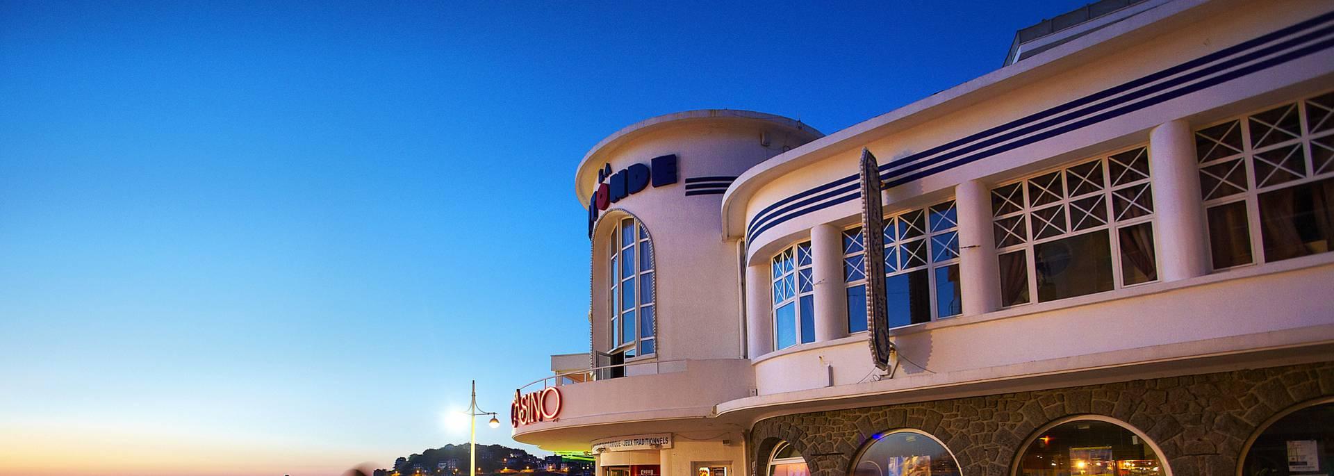 Casino du Val André