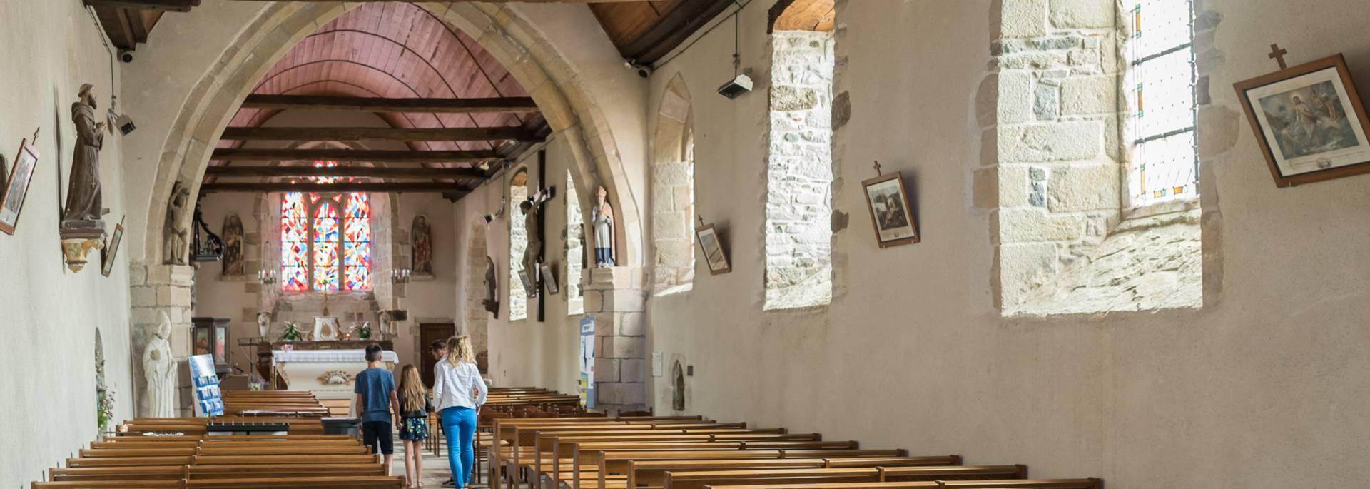 L'église Saint Pierre de Plurien