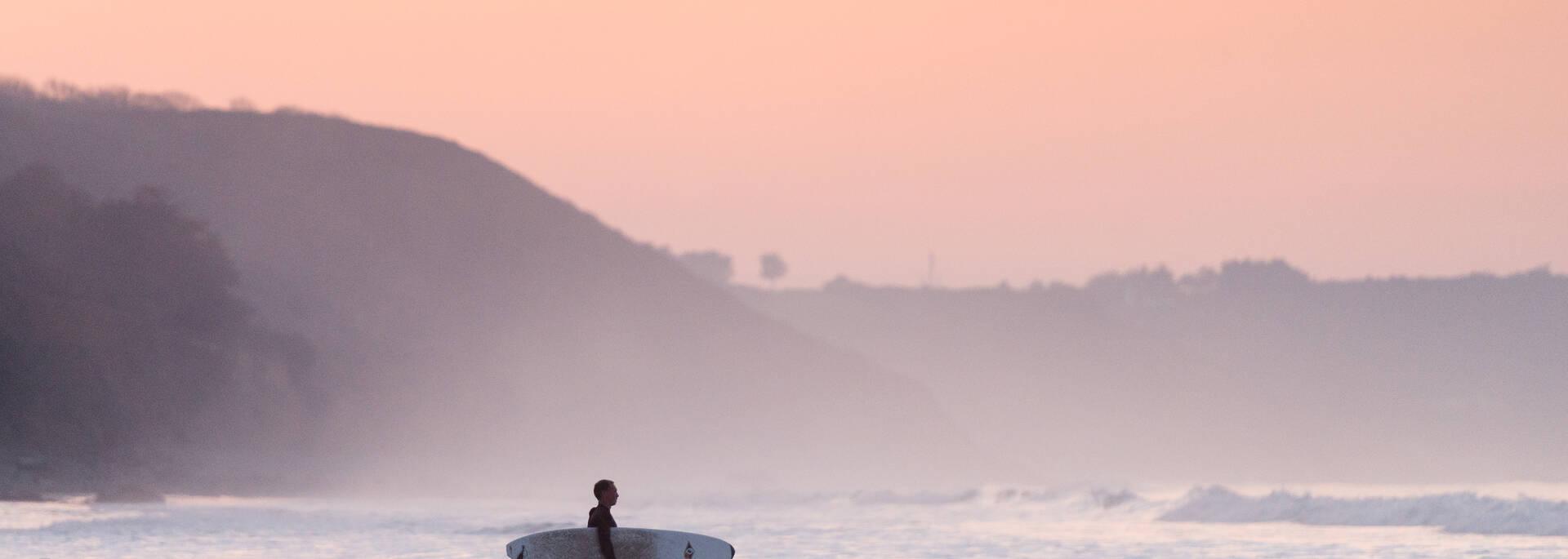 Surf à Erquy