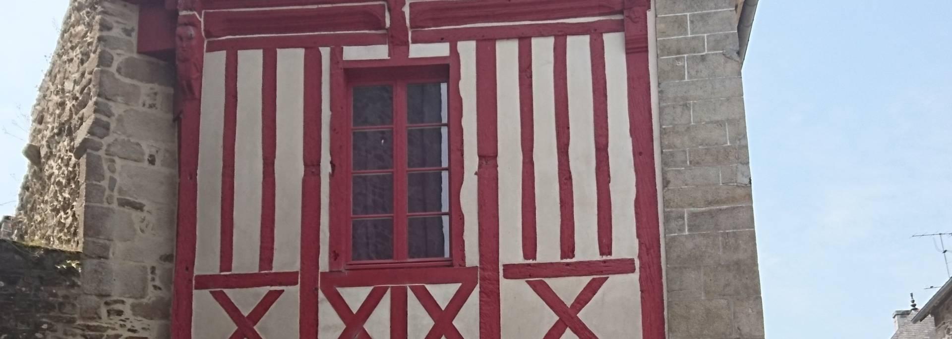 Maison de la Tête Noire Jugon-les-Lacs