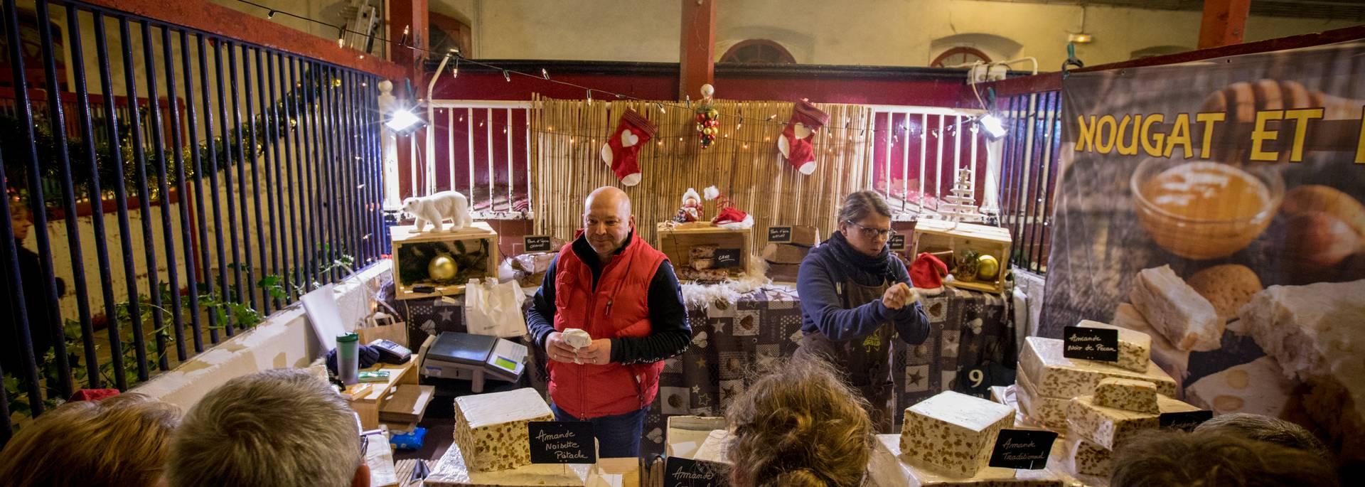 Marché de Noël - Haras de Lamballe