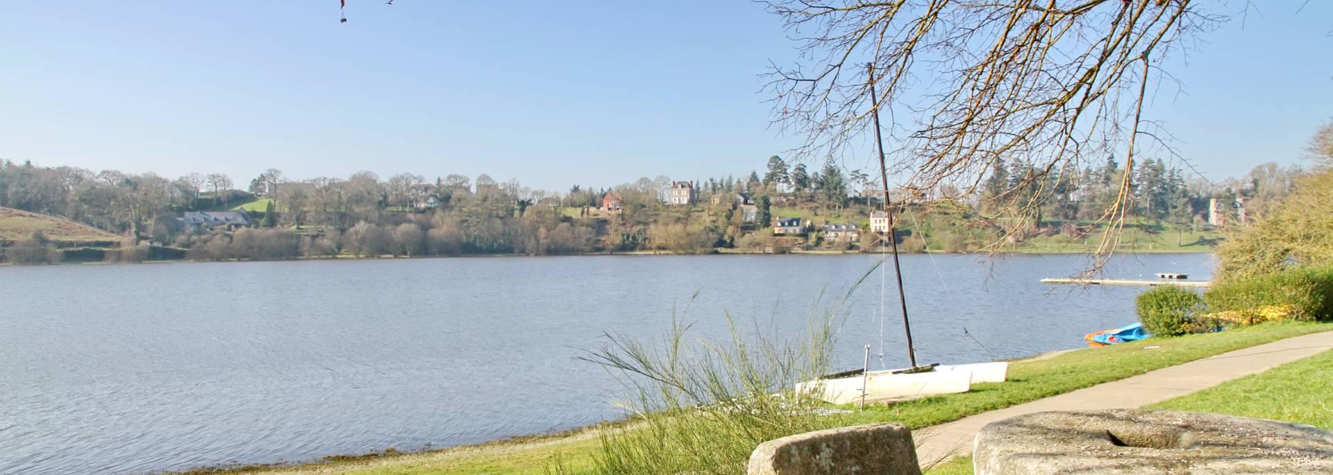 Vue sur le lac ©R. Reiter