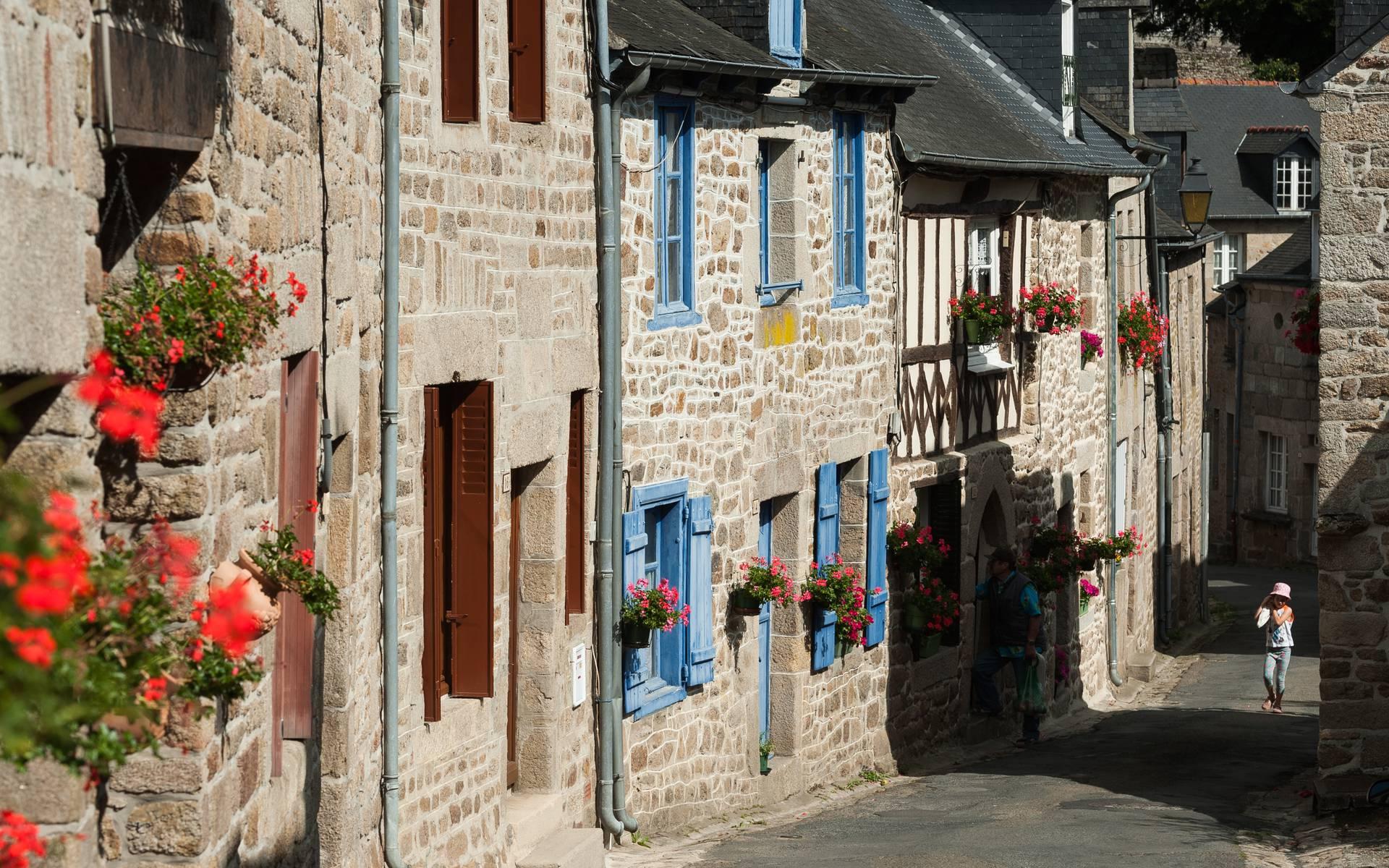 Rue de Moncontour
