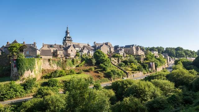 Petite cité de caractère et plus beau village de France