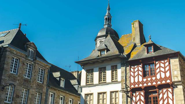 Must-sees in Lamballe-Armor