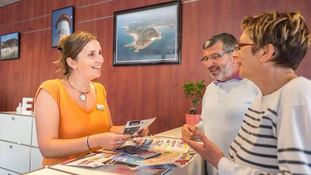 Accueil Bureau d'Informations touristiques d'Erquy