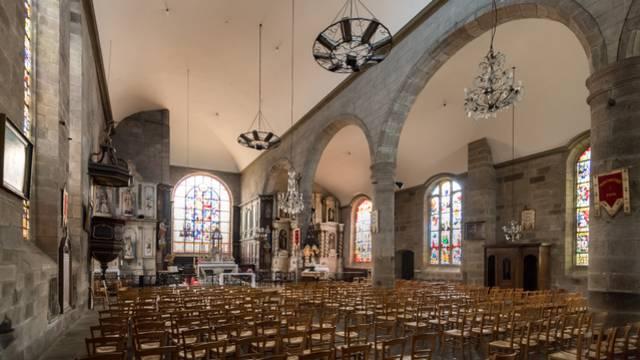 Eglise de Moncontour