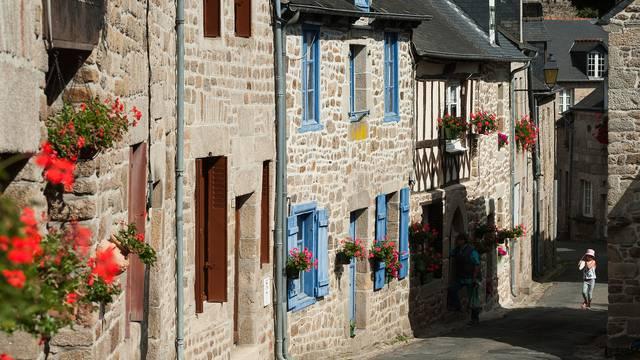 Moncontour en Bretagne