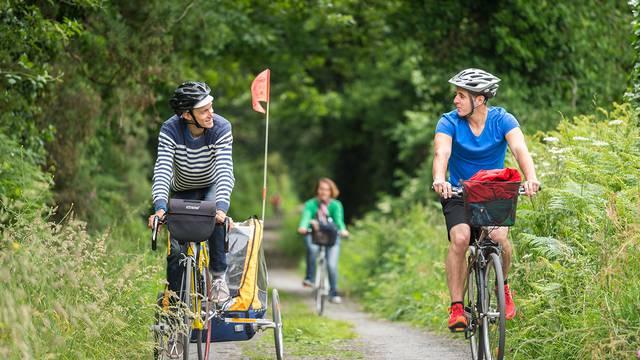 Vélo à Moncontour