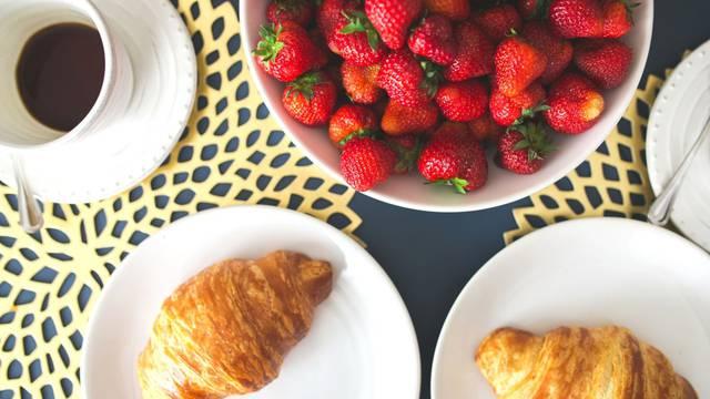 Petit déjeuner estival