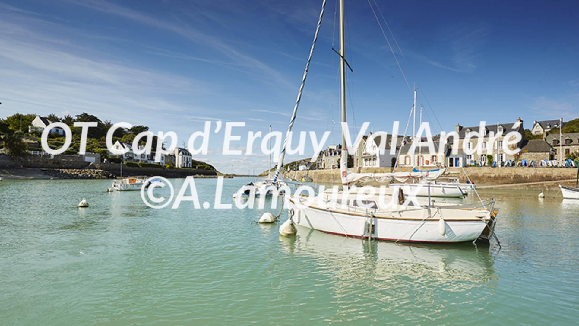 Port de Dahouët - Pléneuf-Val-André