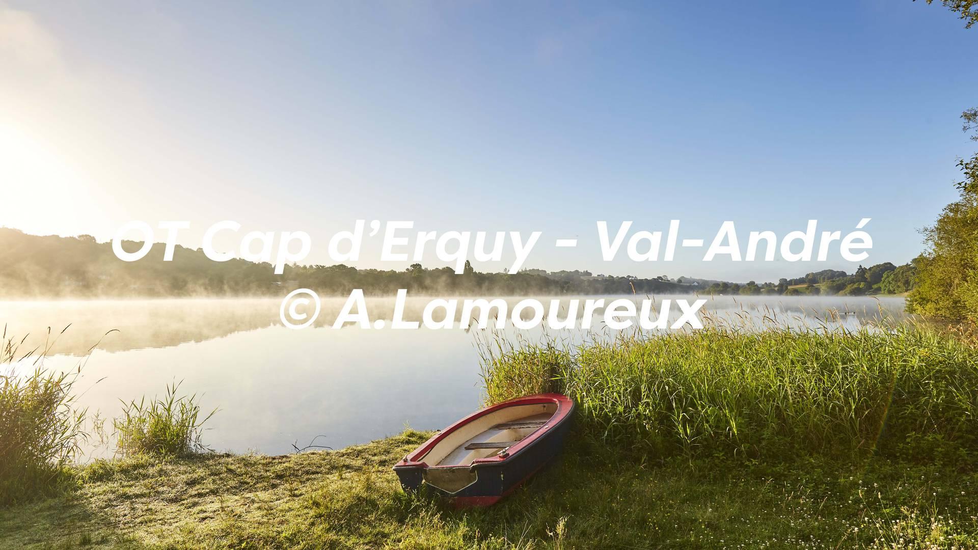 Etang de Jugon-les-Lacs