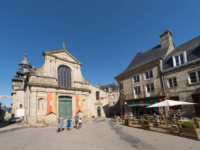 Eglise Saint Mathurin - Moncontour