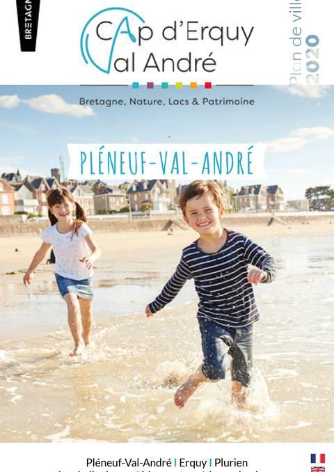 Pléneuf-Val-André Map 2020