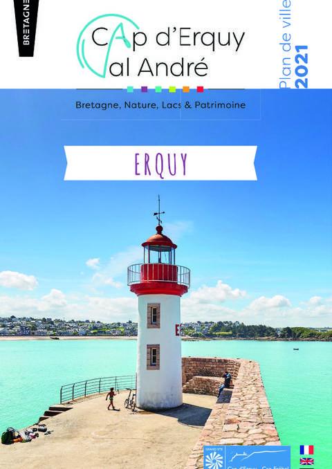 Erquy map 2020