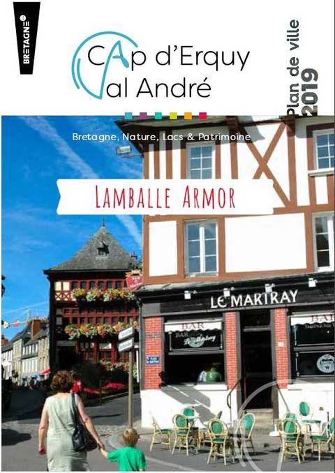 Couverture plan Lamballe Armor