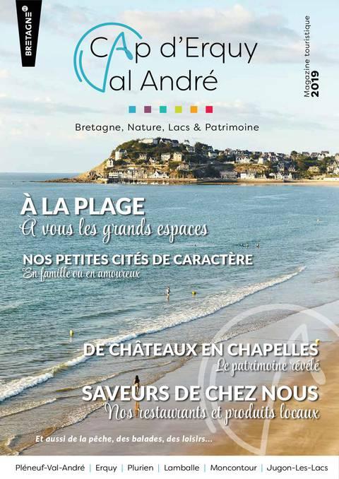 Magazine touristique 2019