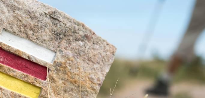 GR 34 sur le Cap d'Erquy ©E.Berthier