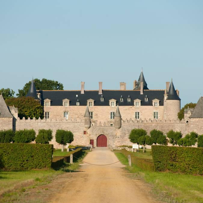 Château de Bienassis Erquy