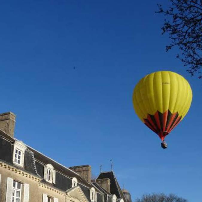 Vol au dessus de Bogard