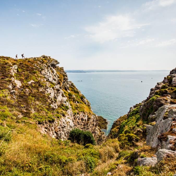 A la pointe du Cap d'Erquy ©L'Oeil de Paco