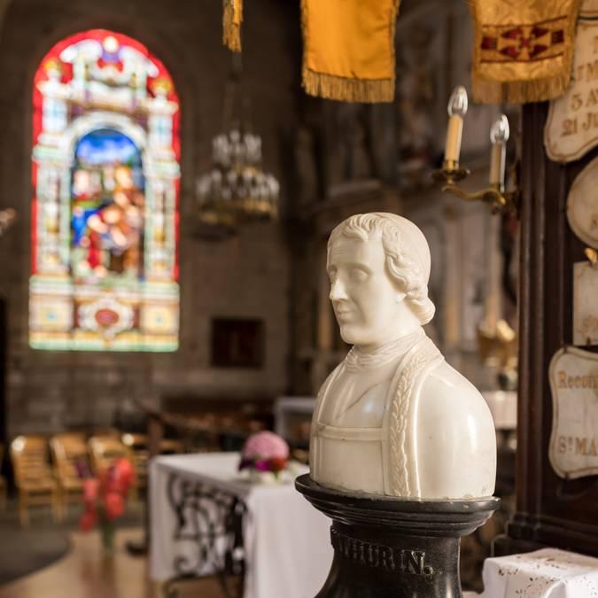 Buste de St Mathurin